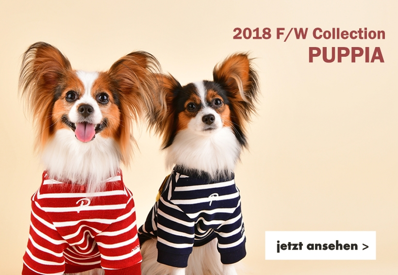 Puppia Katalog Winter 2018