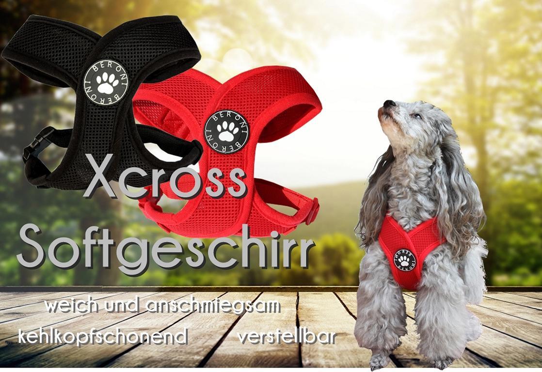 Softgeschirr|Hundegeschirre gepolstert|Softgeschirre Mops Chihuahua ...