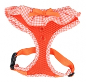 Puppia Geschirr Vivien orange
