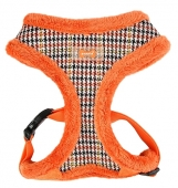 Auden Hunde Softgeschirr orange Puppia Winter
