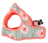 Brustgeschirr Puppia Harness Vest Troy weinrot