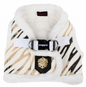 Puppia Polar Harness weiß/ivory Winter