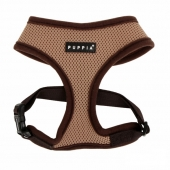 Puppia Softgeschirr, Puppia Soft Harness beige