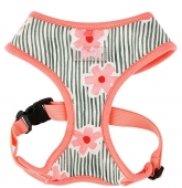 Puppia Verna Harness A rosa Softgeschirr