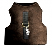 Walking Jacket spezielles Katzengeschirr classic brown
