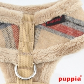 Puppia Kemp Softgeschirr beige Winter 2017