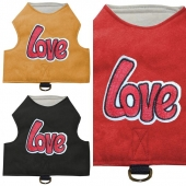 Katzengeschirr Kitty Jacket Love in 3 Farben